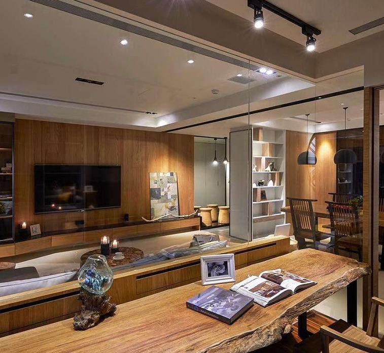 长沙室内装修设计实景效果展示